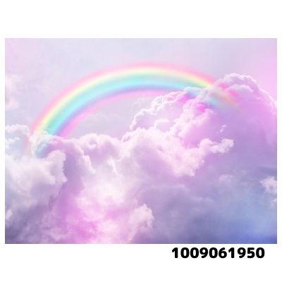 背景スクリーン布   レインボーファンタジー 1009061950