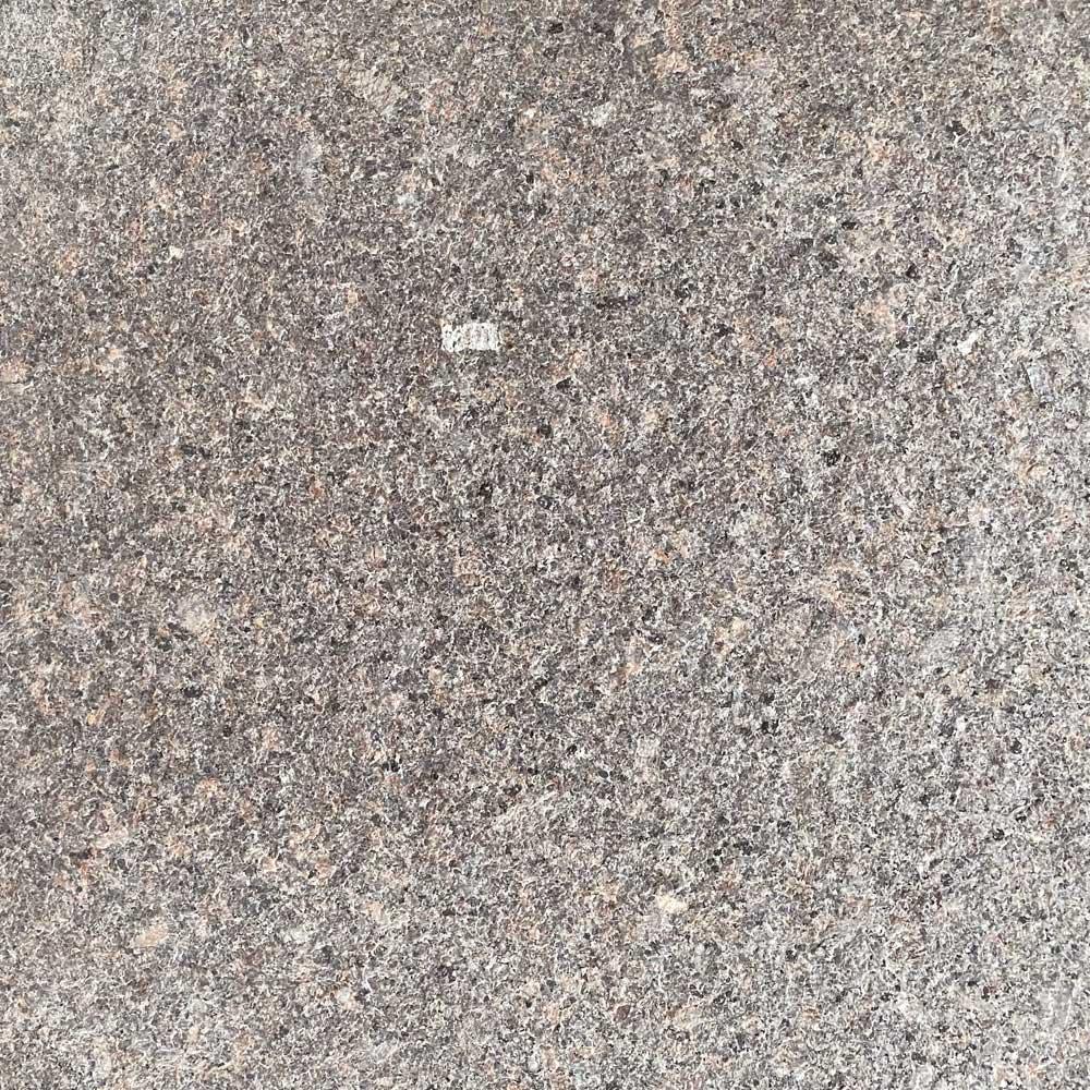ミカゲ石  ダコタマホガニー 400角 本磨・バーナー仕上 【送料別途+800円/枚】