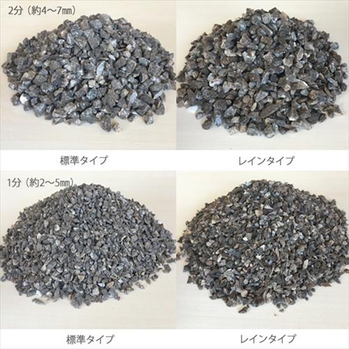 カラー砕石(小袋サイズ:900g) 茶 【送料無料】