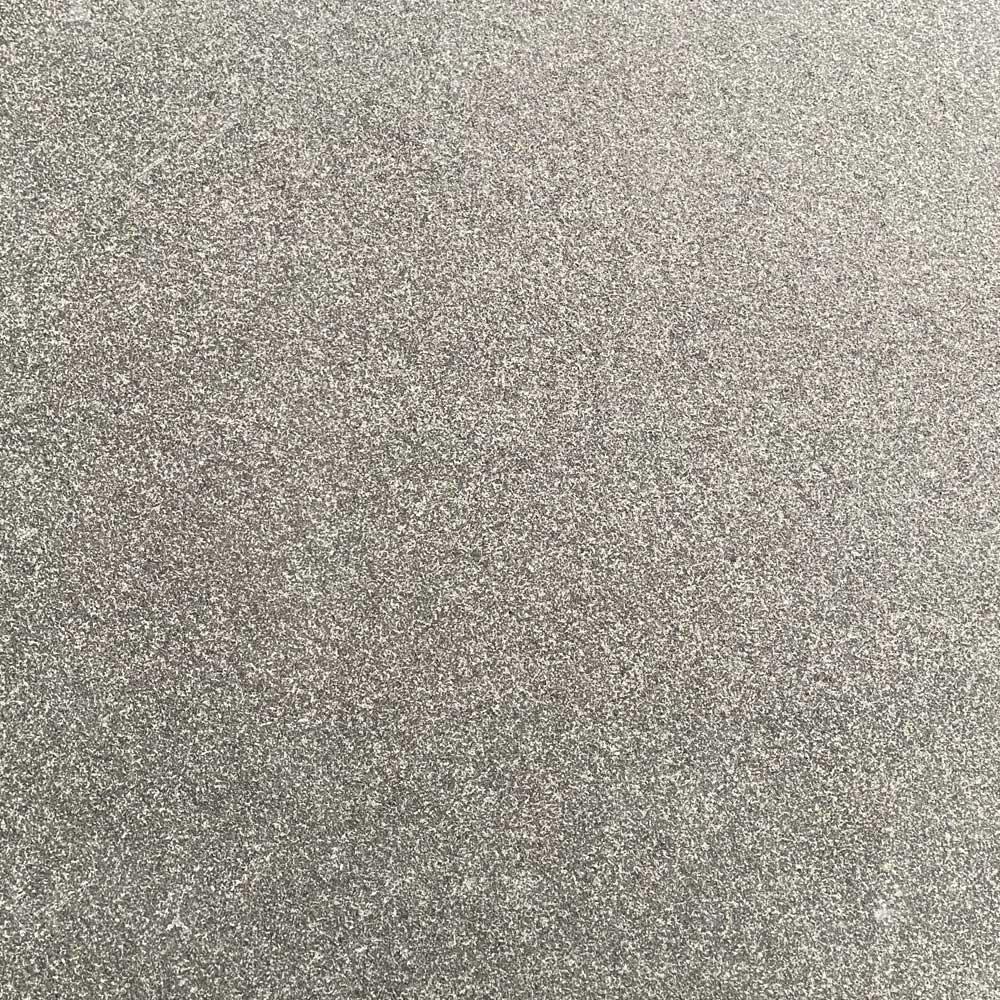 ミカゲ石 山西黒 300*600*13 本磨・バーナー仕上 【送料別途+800円/枚】