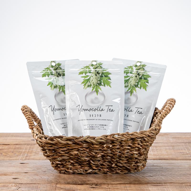 ヨモコラ茶 3袋セット