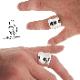 Bulldog spirit 反骨精神 リング(真鍮) 幅広逆甲丸シンプルでいて絶妙です