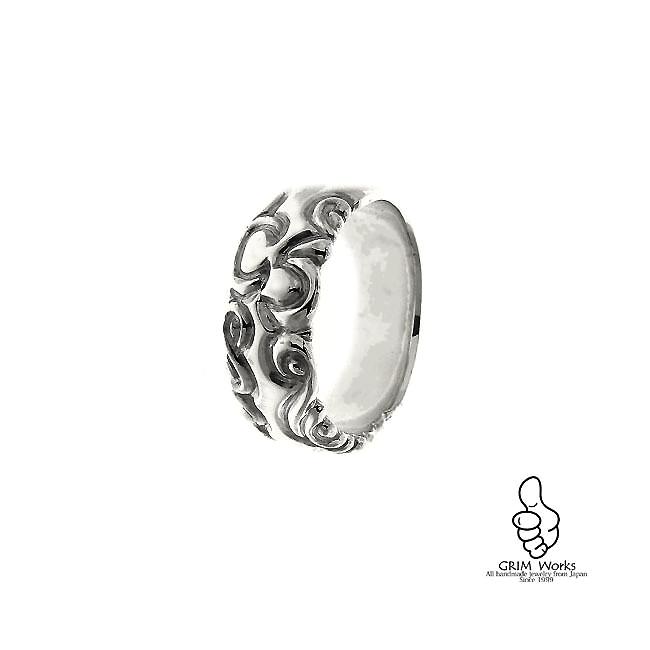 My way Ring リング 石なし あなたの日常に一生物のファッションジュエリーを