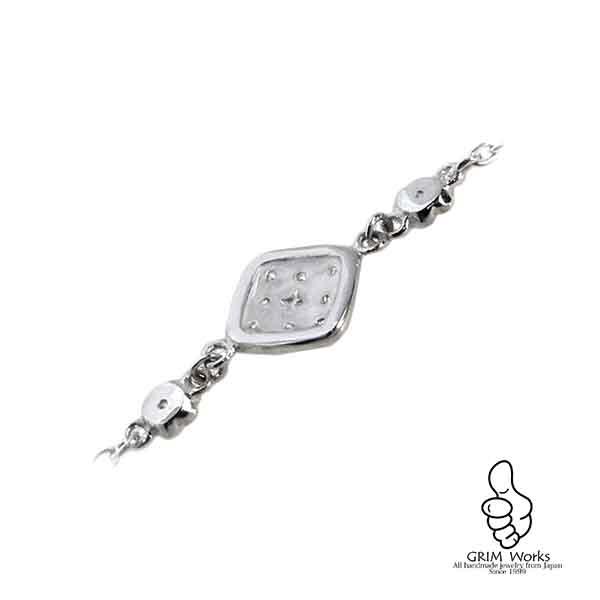 Pure Shine 純粋な輝き ブレスレット 石あり  あなたの日常に一生物のファッションジュエリーを。