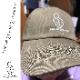 コットン ツイル ロー キャップ  GRIM Works 3D刺繍ロゴ入り 普段使いに欧米スタイルでおしゃれを楽しむ!