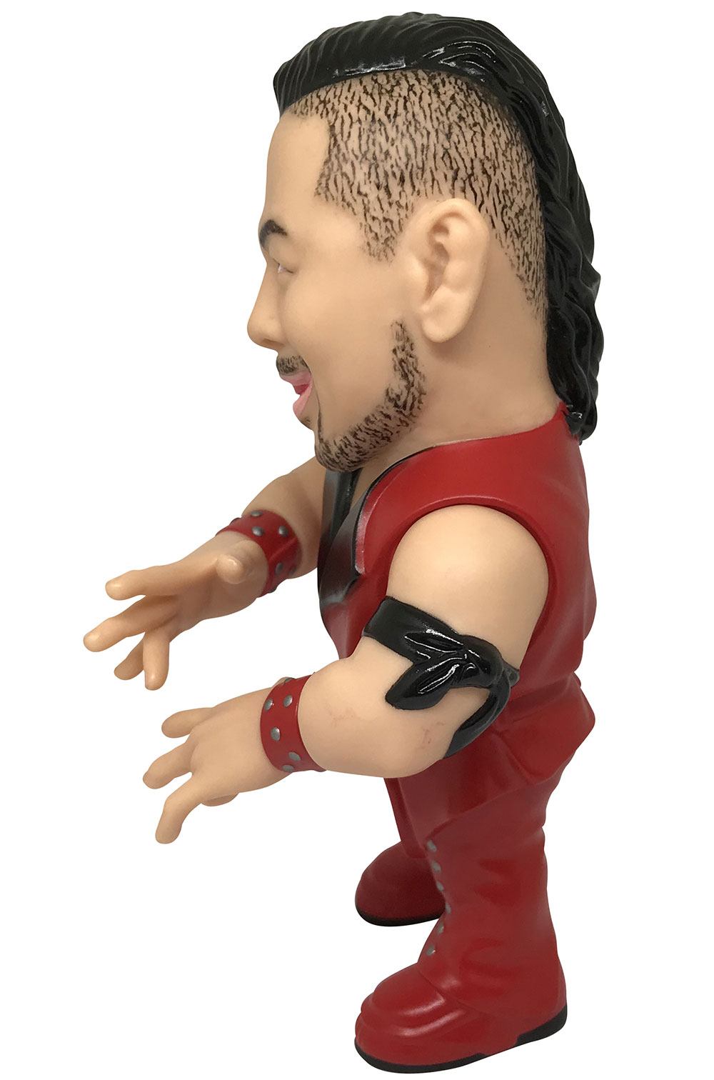 16dソフビコレクション004 WWE 中邑真輔