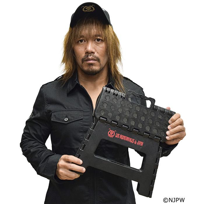 新日本プロレス 折りたたみミニチェア LOS INGOBERNABLES de JAPON
