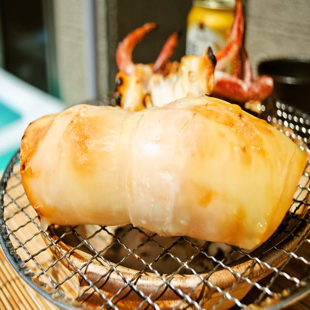 【国産】いか一夜干し 1枚〜肴は炙ったイカだけでいい♪身の厚いイカの干物です!