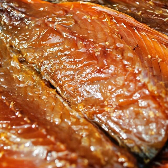 ☆送料無料☆【相模湾産】さば開き生姜の香る味醂干 4枚〜当店自慢の味醂干をベースにほのかに生姜の風味を加えたオリジナル商店です。