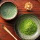 [季節限定] オリジナルシュークリーム:京抹茶