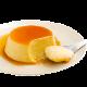 [季節限定] オリジナルシュークリーム:プリン&カラメルホイップ