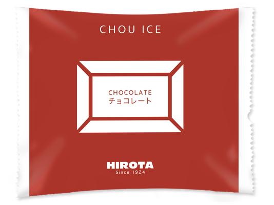 シューアイス:チョコレート