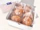 冷凍シュークリームセット ( ソフトクッキーシュー&北海道生クリームシュー ) 各3個入