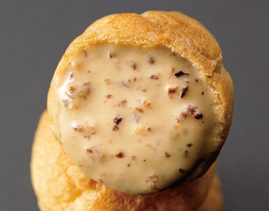 [季節限定] オリジナルシュークリーム:大人のレーズンバター