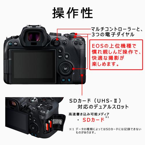Canon EOS R6 ボディ