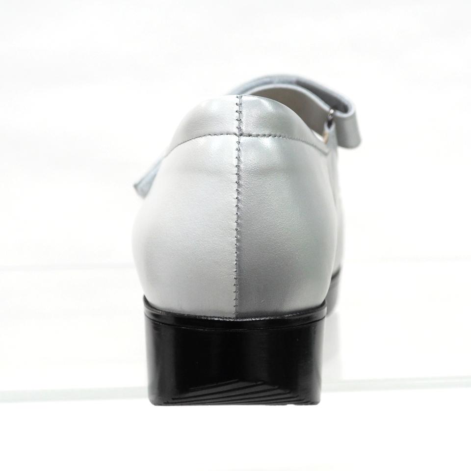 1052-C幅 アイボリーパール/シルバー