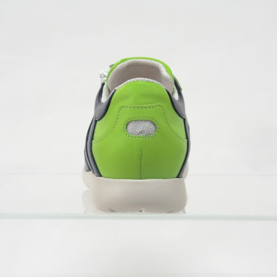 YS グリーン/紺