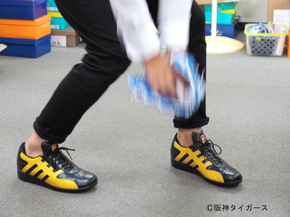 メンズ 阪神タイガース承認モデル トラ クロ