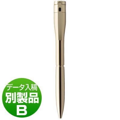 シヤチハタ ネームペンキャップレスエクセレント 別製品B ワインゴールド