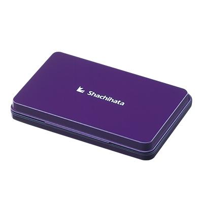 シヤチハタスタンプ台 大形 紫