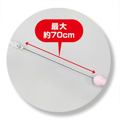シヤチハタ キャップレス9リール式 (メールパック) ペールピンク