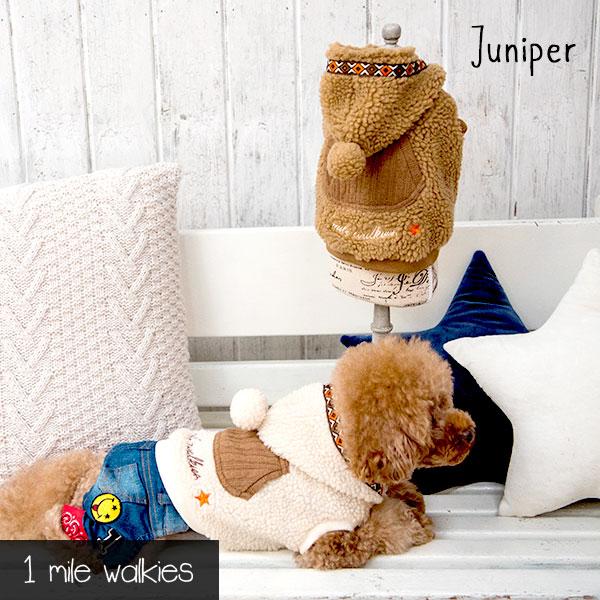 Juniper(ジュニパー)Boa vest