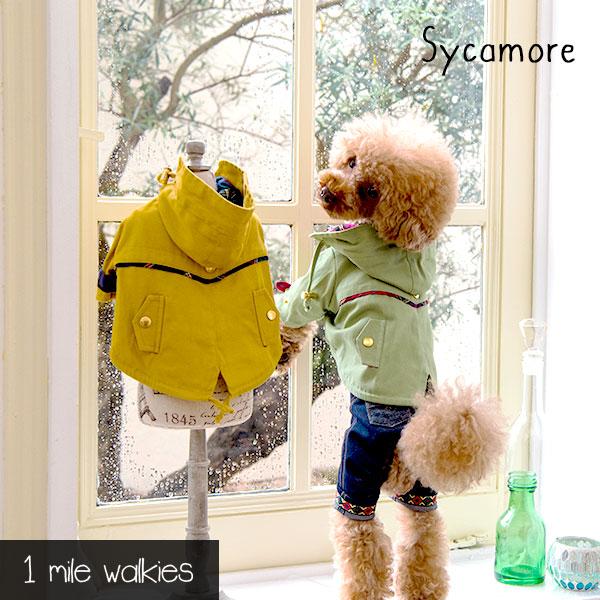 Sycamore(シカモア)Half Coat