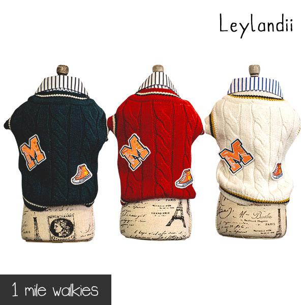 Leylandil(レイランディ)Two-in-One Tilden Vest