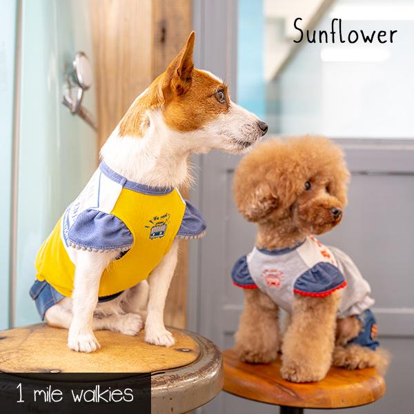 Sunflower(サンフラワー)Bon Bon Tee