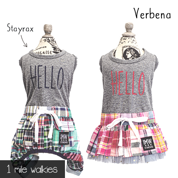 Verbena(バーベナ)Check One Piece