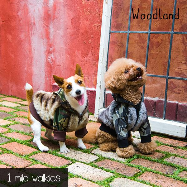Woodland(ウッドランド)Fur Jumper