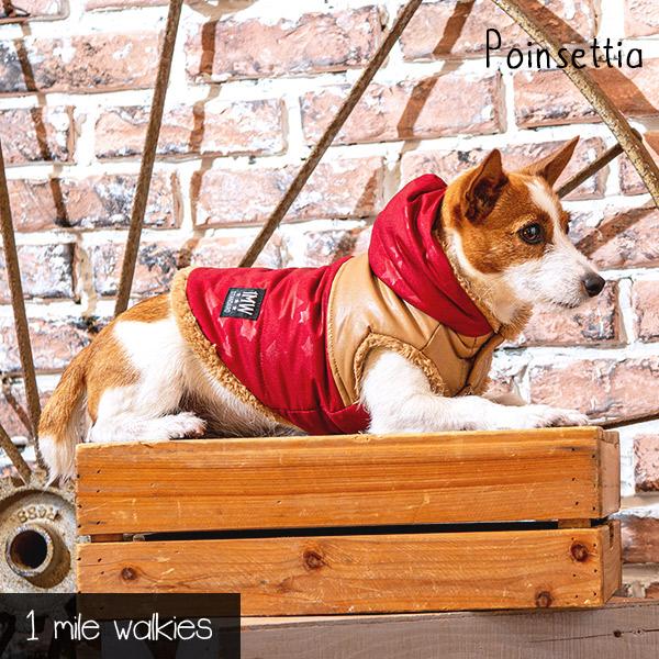 Poinsettia(ポインセチア)Winter Vest
