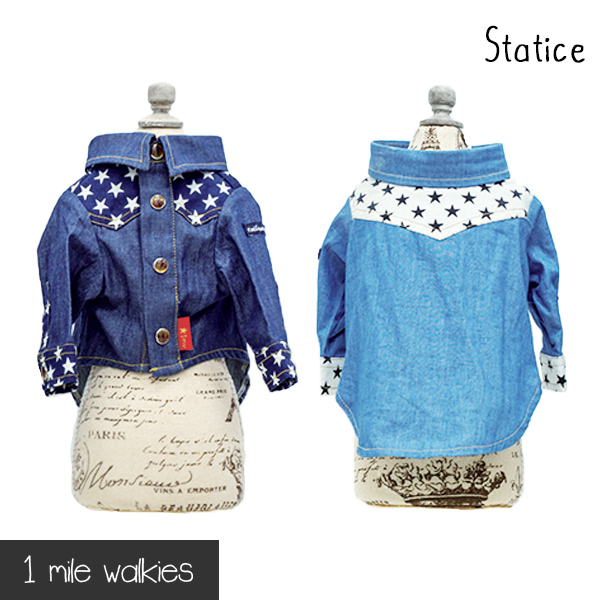 Statice(スターチス)Denim Shirt