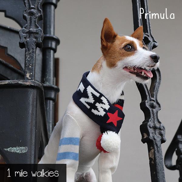 Primula(プリムラ)Logo Scarf