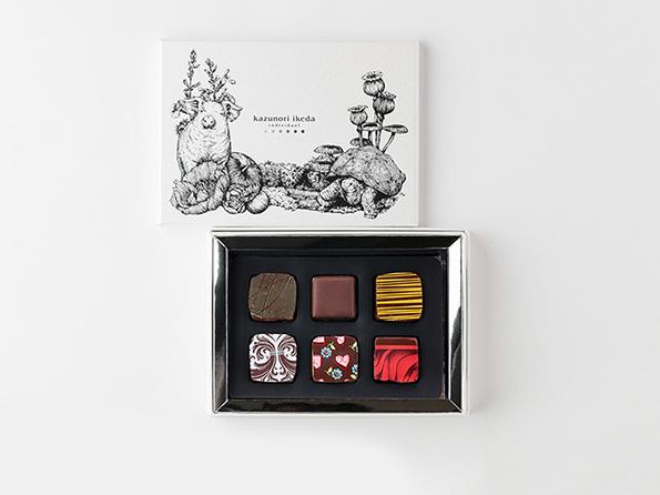 コレクション ショコラ B6