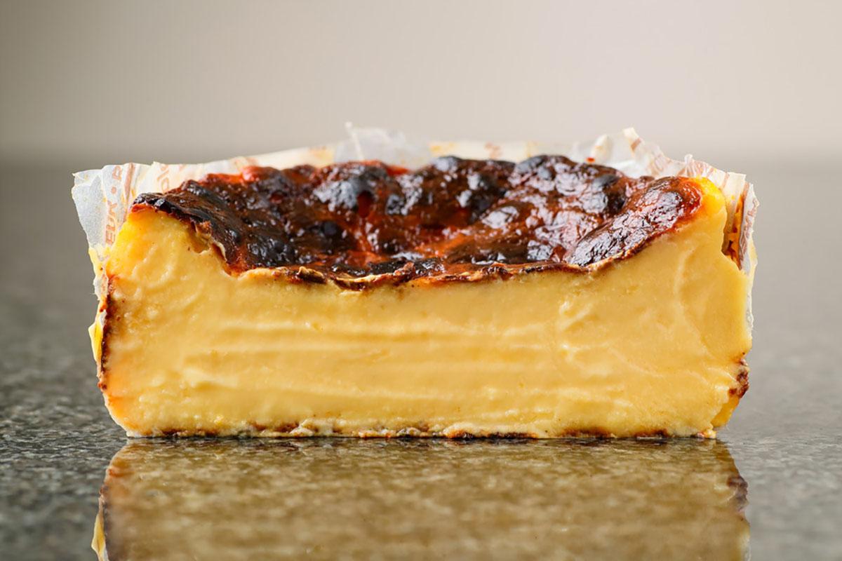 [冷凍]バスクチーズケーキ