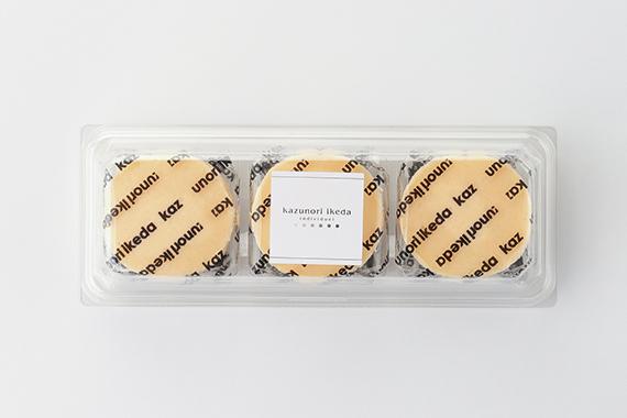 [冷凍]チーズケーキ【3個入り】