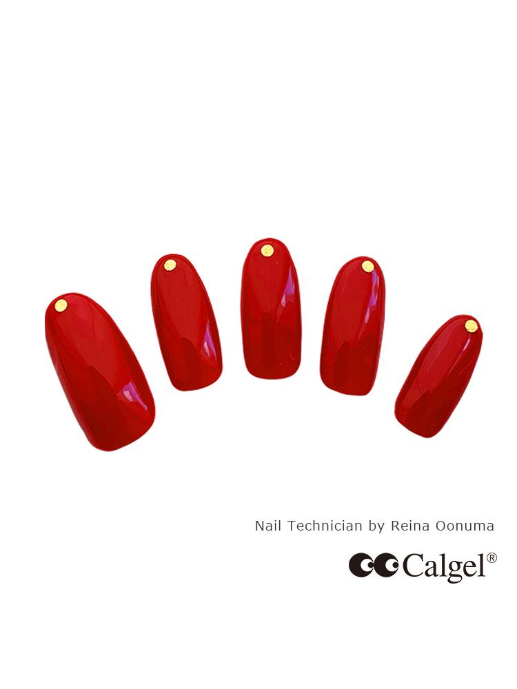 カラーカルジェルプラス ウィンレッド2.5g CGM02RE