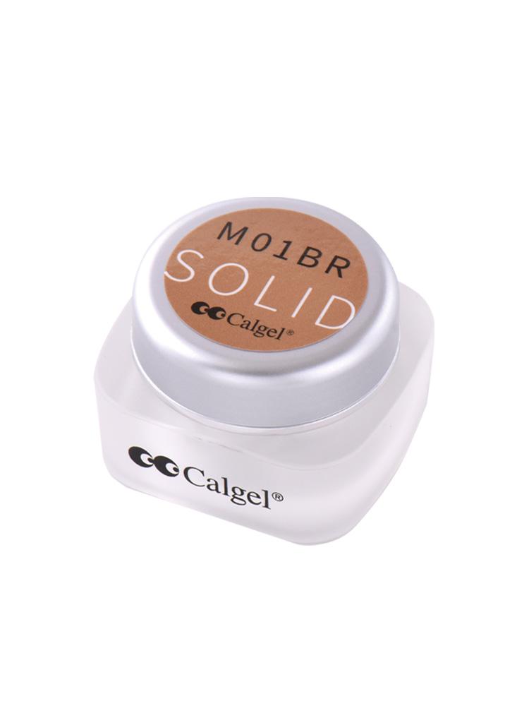 カラーカルジェルプラス キャメルブラウン2.5g CGM01BR