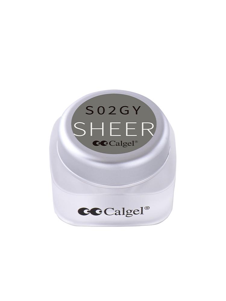 カラーカルジェル プラス シェードグレー2.5g CGS02GY