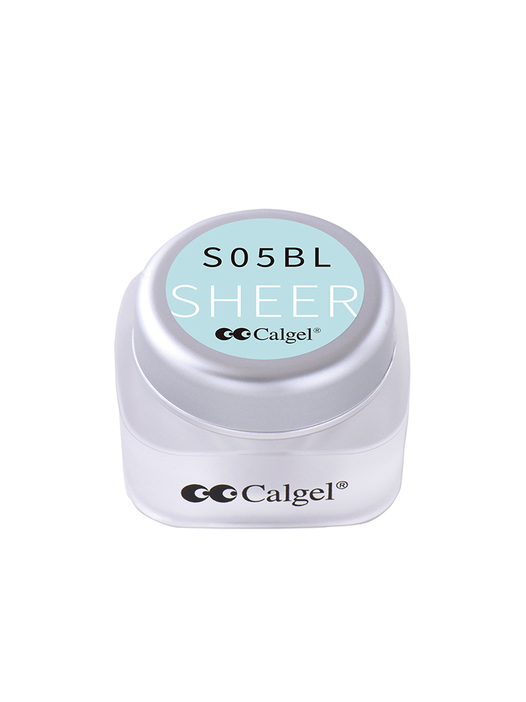 カラーカルジェル プラス  ブルースカイフロート2.5g CGS05BL