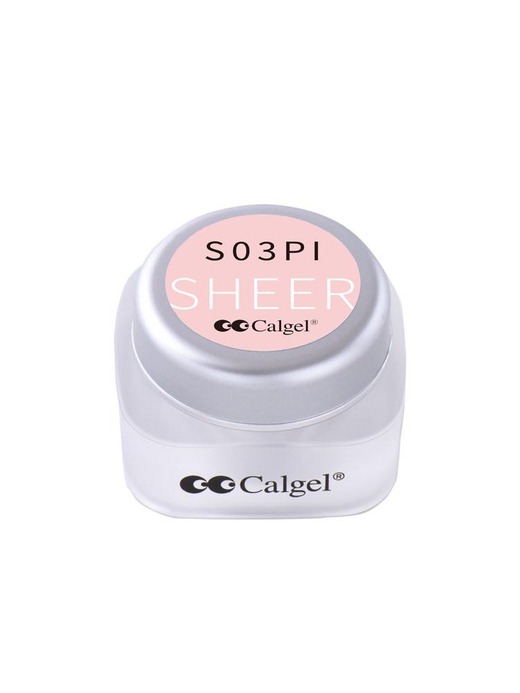 カラーカルジェルプラス ベビーピンク2.5g CGS03PI