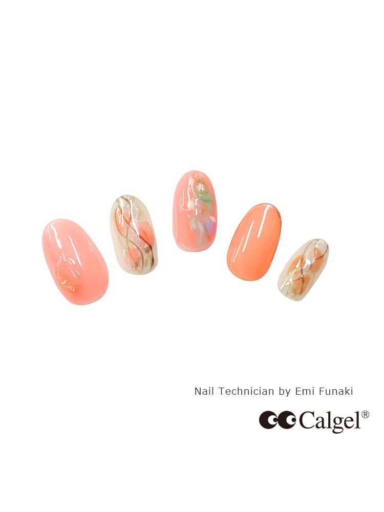 カラーカルジェルプラス ピーチブロッサム2.5g CGS04PI