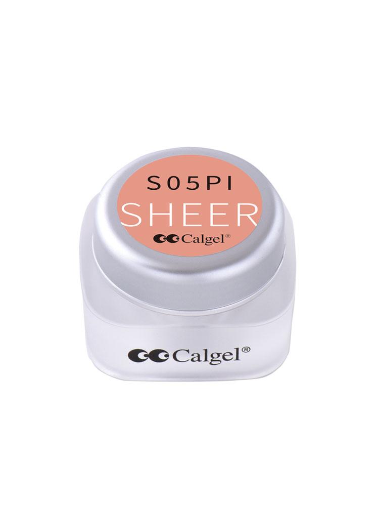 カラーカルジェルプラス コーラルピンク2.5g CGS05PI