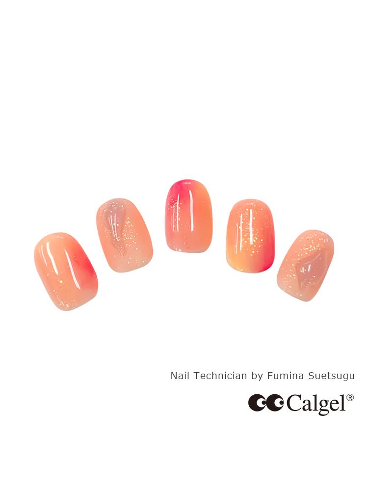 カラーカルジェルプラス オパールピーチ2.5g CGS06PI