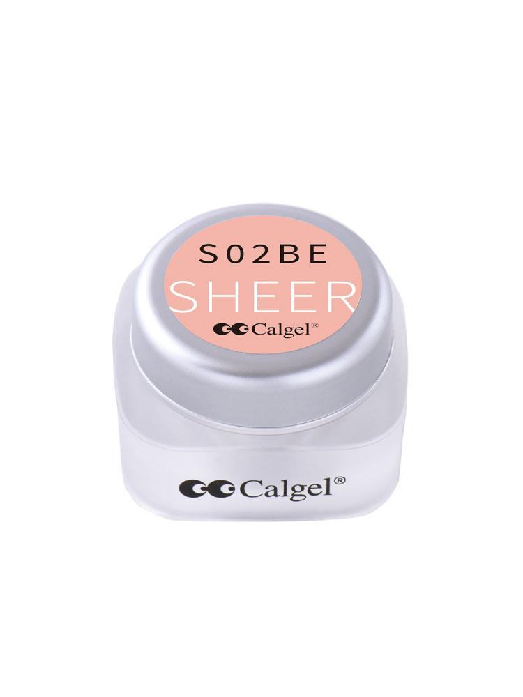 カラーカルジェル プラス ベージュローゼ2.5g CGS02BE