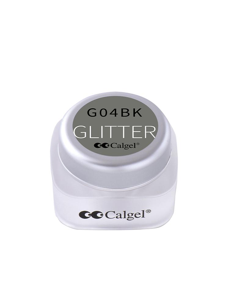 カラーカルジェルプラス シャインブラック2.5g CGG04BK