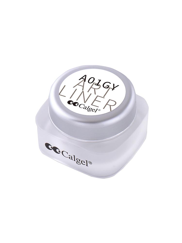 カラーカルジェルプラス アート ライナー グレー1.5g CGA01GY