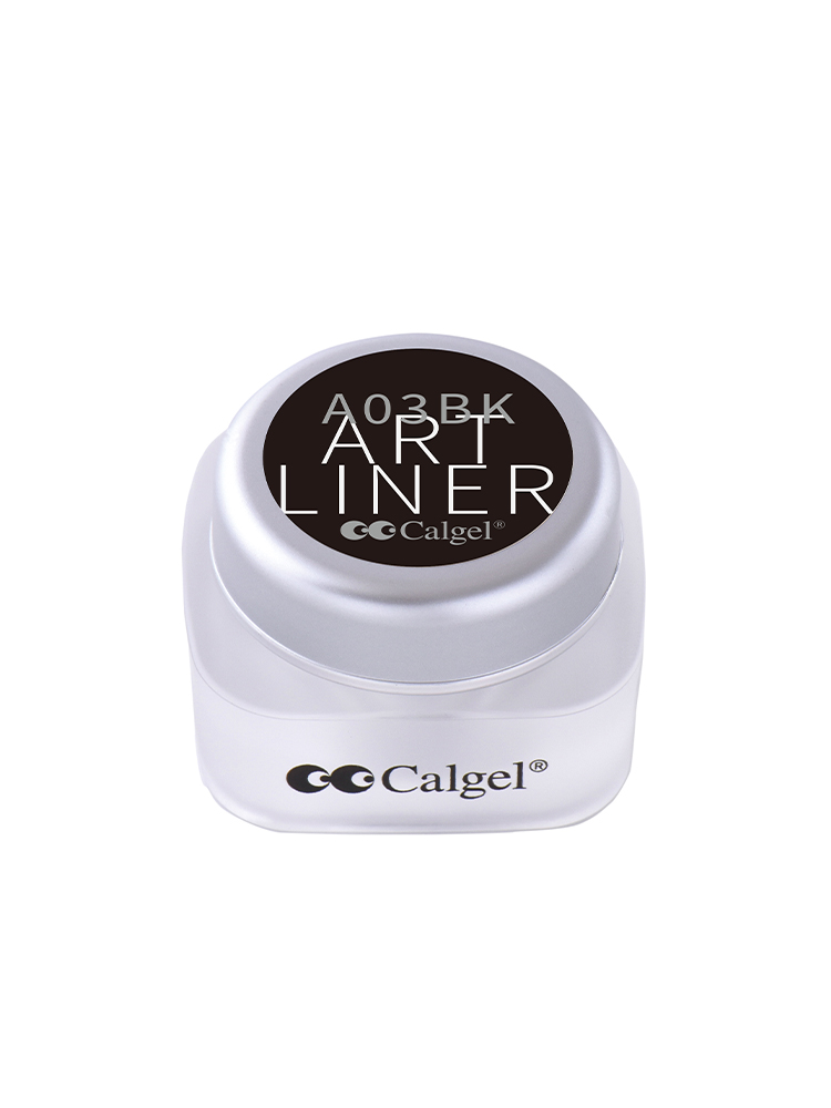 カラーカルジェルプラス アート ライナー ブラック1.5g CGA03BK