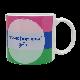マグカップ小(全面印刷)50〜199個